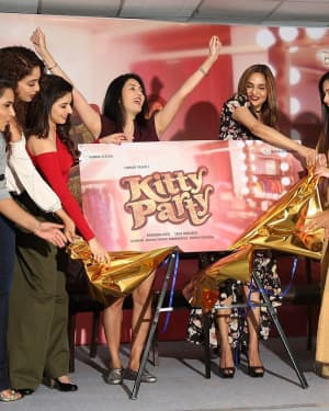 Kitty Party Telugu Movie First Look Launch Photos | Picture 1632483