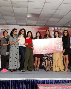 Kitty Party Telugu Movie First Look Launch Photos | Picture 1632468