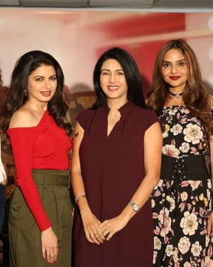 Kitty Party Telugu Movie First Look Launch Photos
