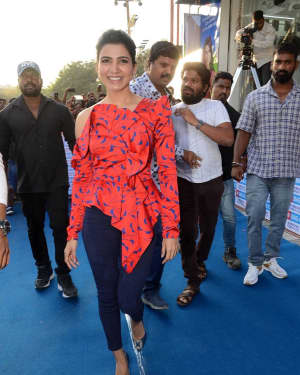 Samantha Akkineni - Samsung S10e Mobile Launch At Big C Showroom Photos | Picture 1632486