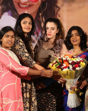 Sita On The Road Movie Trailer Launch Photos