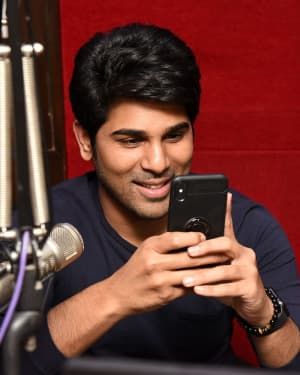 Allu Sirish - ABCD Movie Song Launch At RED FM 93.5 FM Photos