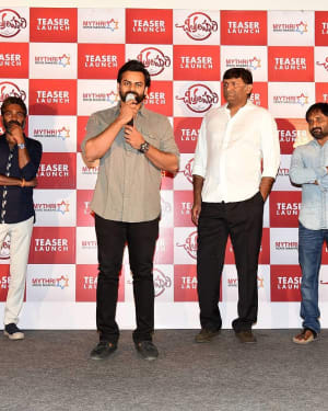 Chitralahari Movie Teaser Launch Photos