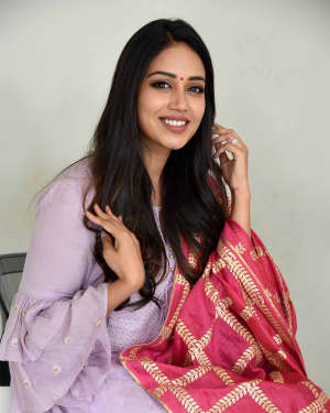 Nivetha Pethuraj - Chitralahari Movie Teaser Launch Photos