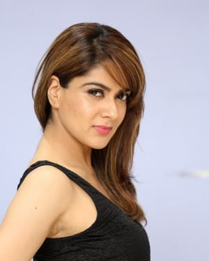 Sakshi Chaudhary - Magnet Telugu Movie Pre Release Event Photos