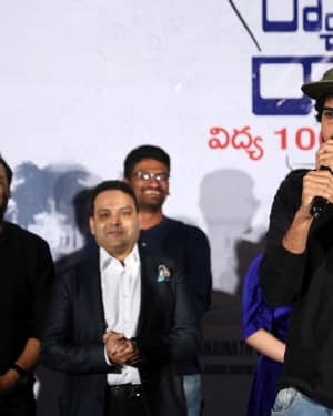 First Rank Raju Movie First Look Launch Photos