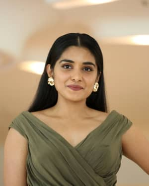 Nivetha Thomas - 118 Telugu Movie Success Meet Photos