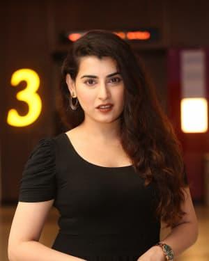 Archana Shastry - Jessie Telugu Movie Success Meet Photos