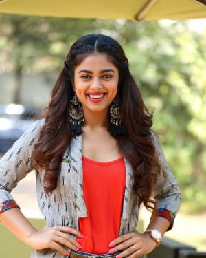 Siddhi Idnani Photos at Prema Katha Chitram 2 Interview