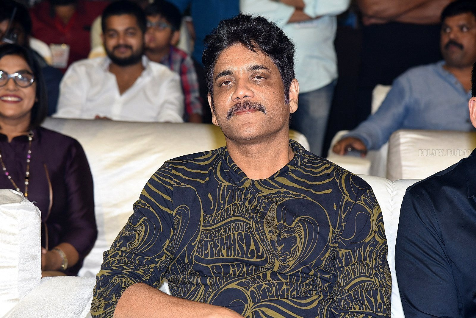 Nagarjuna Akkineni - Majili Film Pre Release Event Photos | Picture 1639855