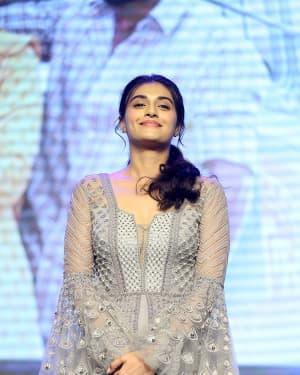 Divyansha Kaushik - Majili Film Pre Release Event Photos   Picture 1639673