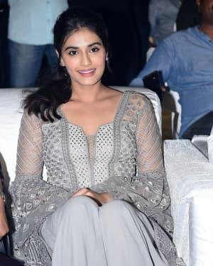 Divyansha Kaushik - Majili Film Pre Release Event Photos   Picture 1639818