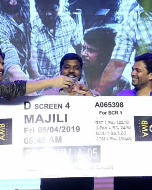Majili Film Pre Release Event Photos | Picture 1639755