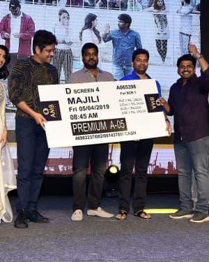 Majili Film Pre Release Event Photos