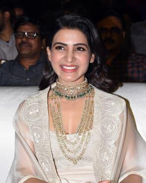 Samantha Akkineni - Majili Film Pre Release Event Photos | Picture 1639789