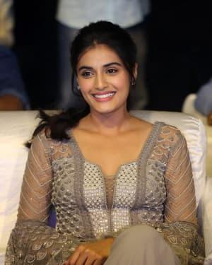 Divyansha Kaushik - Majili Film Pre Release Event Photos