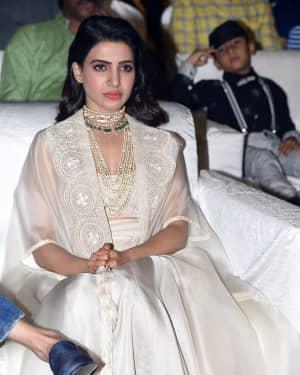 Samantha Akkineni - Majili Film Pre Release Event Photos | Picture 1639816
