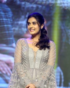 Divyansha Kaushik - Majili Film Pre Release Event Photos   Picture 1639674