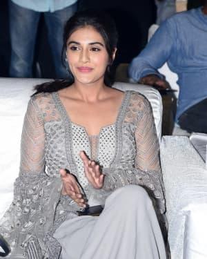 Divyansha Kaushik - Majili Film Pre Release Event Photos   Picture 1639828