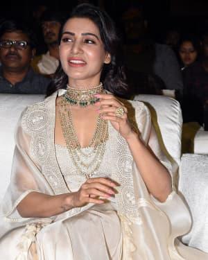 Samantha Akkineni - Majili Film Pre Release Event Photos | Picture 1639787
