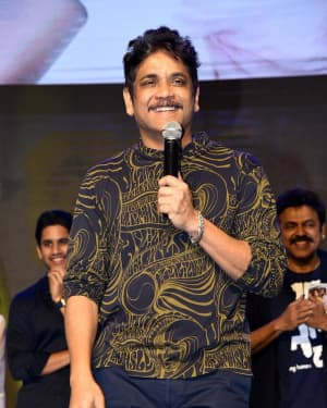 Nagarjuna Akkineni - Majili Film Pre Release Event Photos | Picture 1639866