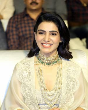 Samantha Akkineni - Majili Film Pre Release Event Photos | Picture 1639867