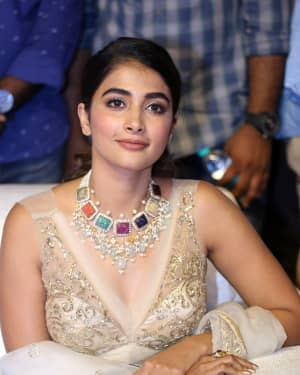 Pooja Hegde - Maharshi Movie Pre Release Event Pictures