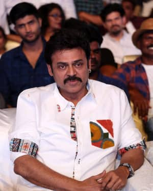 Venkatesh - Maharshi Movie Pre Release Event Pictures