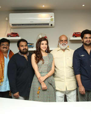 IRA Creations Production No 3 New Movie Opening Photos