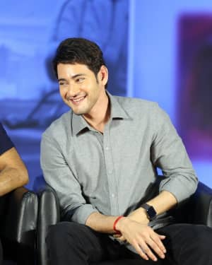Mahesh Babu - Maharishi Movie Success Meet Photos