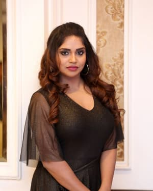 Karunya Chowdary - Yerra Cheera Movie Logo Launch Photos | Picture 1647991