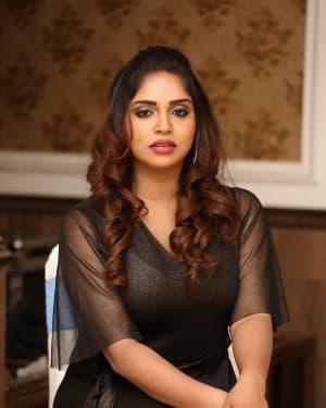 Karunya Chowdary - Yerra Cheera Movie Logo Launch Photos | Picture 1648001