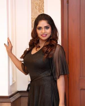 Karunya Chowdary - Yerra Cheera Movie Logo Launch Photos | Picture 1647990