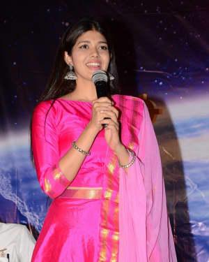 Tejaswini Manogna - God Of Gods Telugu Movie Audio Launch Photos | Picture 1648321