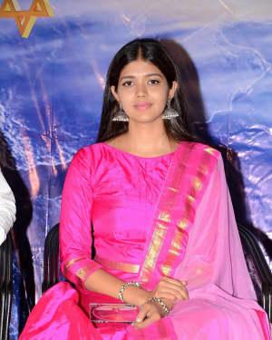 Tejaswini Manogna - God Of Gods Telugu Movie Audio Launch Photos | Picture 1648312