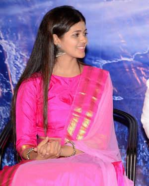 Tejaswini Manogna - God Of Gods Telugu Movie Audio Launch Photos | Picture 1648325