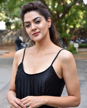 Sakshi Chaudhary - Suvarna Sundari Movie Pre Release Event Photos