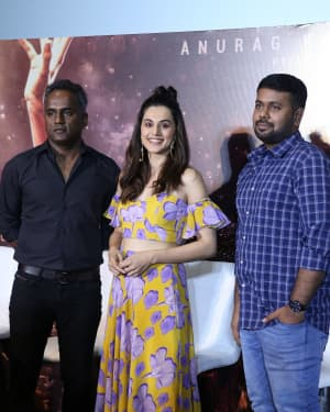 Photos: Trailer Launch Of The Movie Game Over (hindi Version)