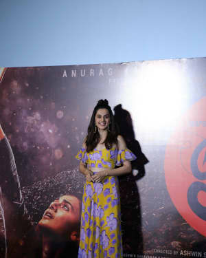 Taapsee Pannu - Photos: Trailer Launch Of The Movie Game Over (hindi Version)
