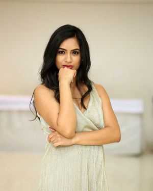 Neha Krishna - Valliddari Madhya Movie Press Meet Photos | Picture 1695830