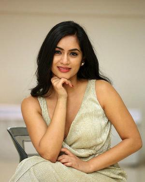 Neha Krishna - Valliddari Madhya Movie Press Meet Photos | Picture 1695867