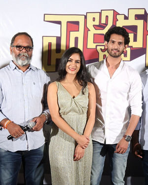 Valliddari Madhya Movie Press Meet Photos