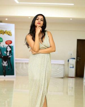 Neha Krishna - Valliddari Madhya Movie Press Meet Photos | Picture 1695826