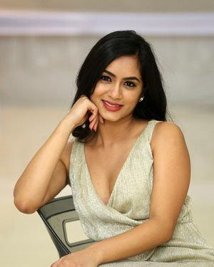 Neha Krishna - Valliddari Madhya Movie Press Meet Photos | Picture 1695863