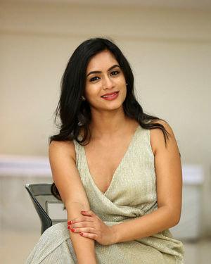 Neha Krishna - Valliddari Madhya Movie Press Meet Photos | Picture 1695869