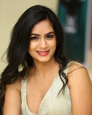 Neha Krishna - Valliddari Madhya Movie Press Meet Photos | Picture 1695874