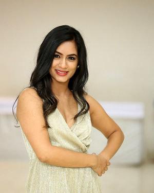 Neha Krishna - Valliddari Madhya Movie Press Meet Photos | Picture 1695847