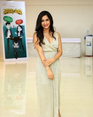 Neha Krishna - Valliddari Madhya Movie Press Meet Photos | Picture 1695822