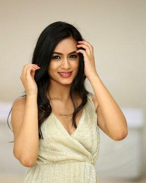 Neha Krishna - Valliddari Madhya Movie Press Meet Photos | Picture 1695834