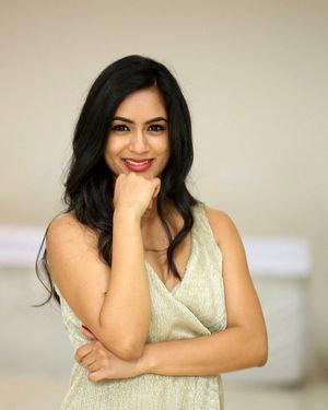 Neha Krishna - Valliddari Madhya Movie Press Meet Photos | Picture 1695832